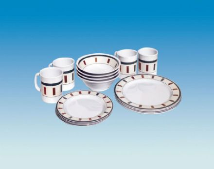 Melamine dinner set 16 piece
